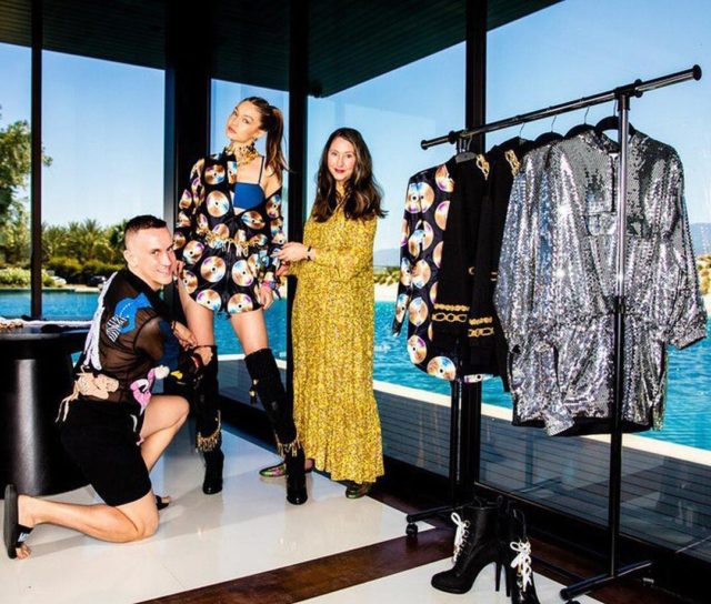H&M Announces Moschino Collaboration