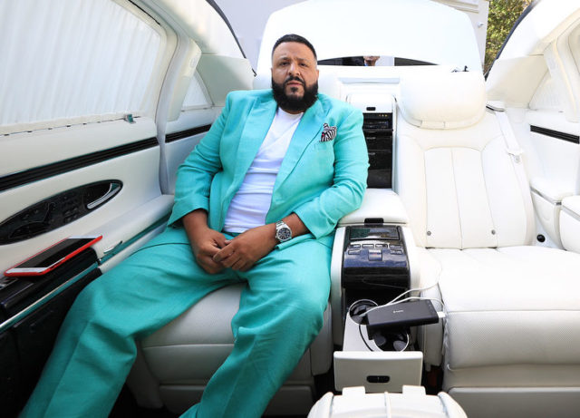 I Can't Perform Oral Sex On My Wife- DJ Khaled