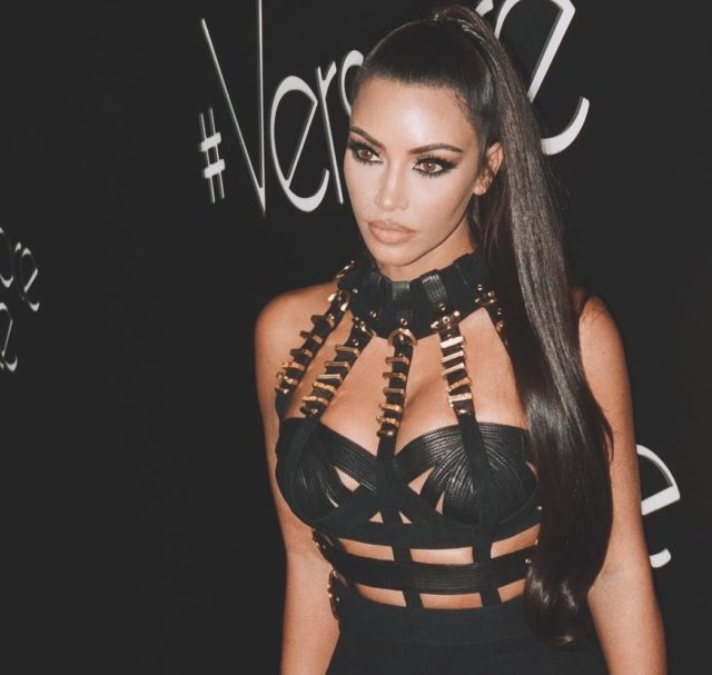Kim Kardashian criticised for Instagram appetite suppressant ad