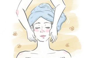 BeeStingFacial_Massage