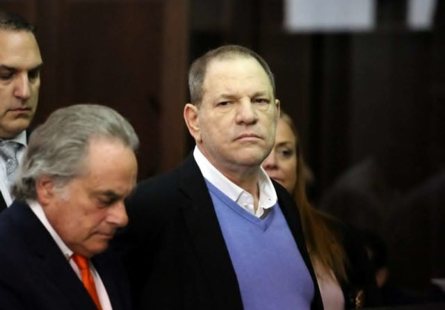 Harvey Weinstein Pleads Not Guilty to Rape in New York