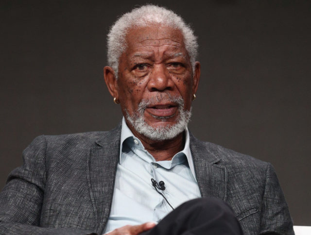 Morgan Freeman Apologises After Sexual Harassment Allegations.
