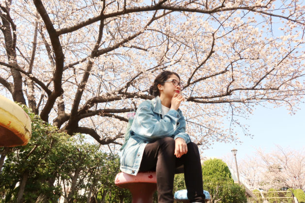 1 photo of Kaila in japan