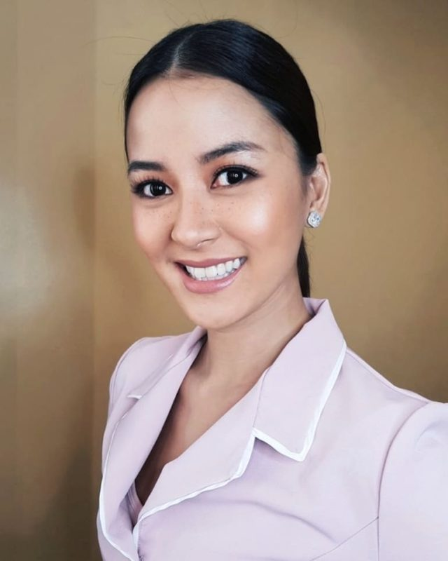 Bianca gonzales Dating