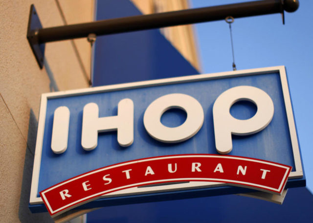 From pancakes to patties: IHOP now the International House of Burgers