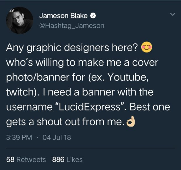 Jameson Blake Screencap