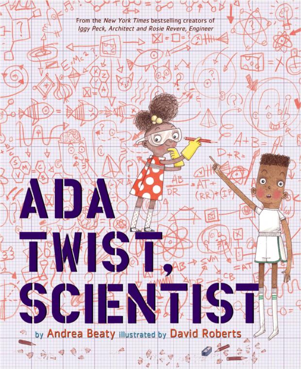 Ada Twist Scientist_book