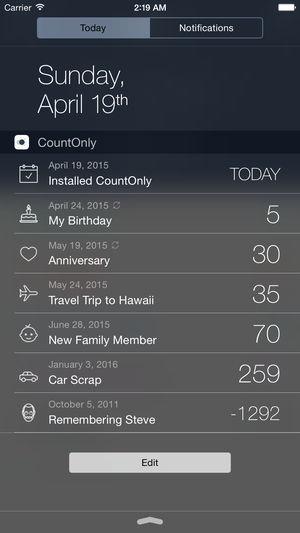 CountOnly App