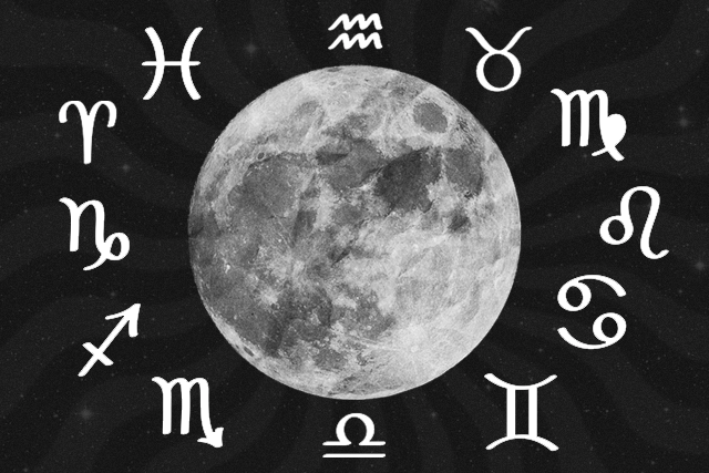 Full Moon Zodiac