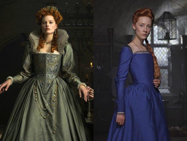 Mary Queen of Scots_Queen Elizabeth I_Margot Robbie_Saoirse Ronan_2