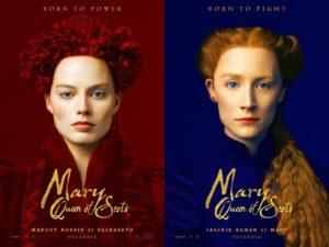Mary Queen of Scots_Queen Elizabeth I_Margot Robbie_Saoirse Ronan_1