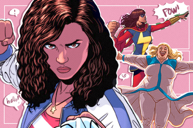 c03be2355b You can now read about a plus-size superhero and a Muslim Ms. Marvel