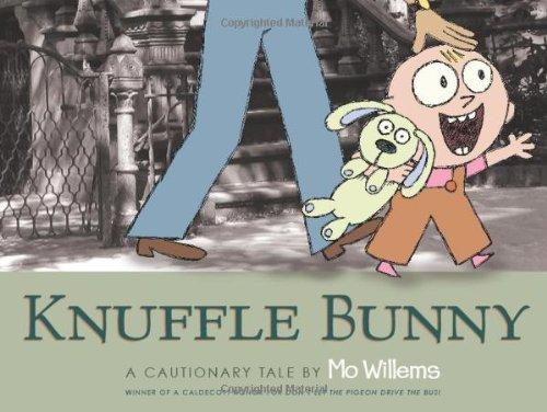 Knuffle Bunny_book
