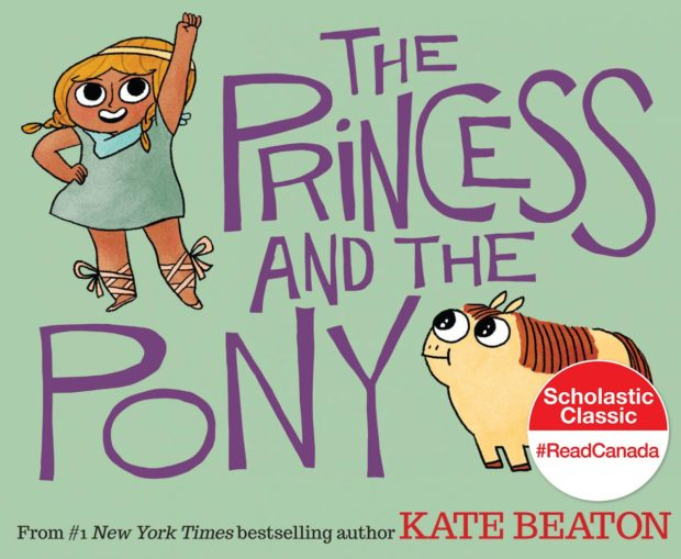 Princess and the Pony_book