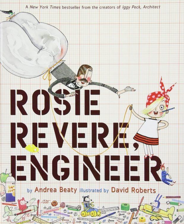 Rosie Rever Enginerr_book
