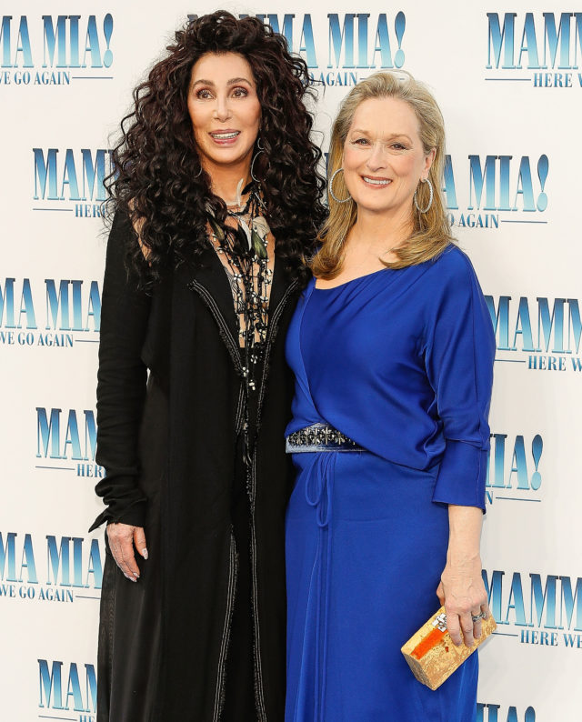 'Mamma Mia 2' star Cher to release album of ABBA covers