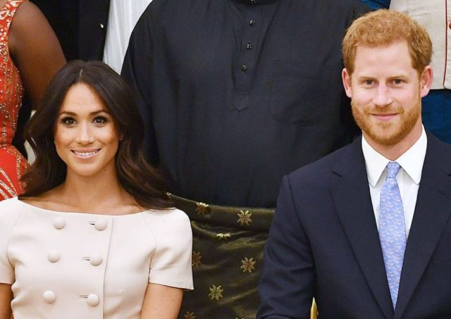 Meghan Markle And Harry Styles Are Nominated For The Same Award