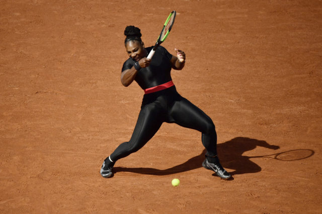 Serena Williams Responds to Catsuit Ban By Competing in a Tutu