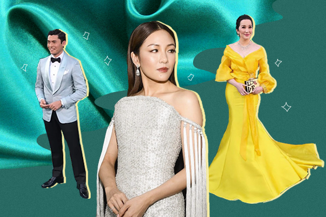 Kris Aquino stuns in 'Crazy Rich Asians' world premiere