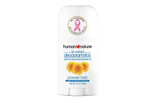 human nature deodorant