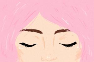 Dye Pink
