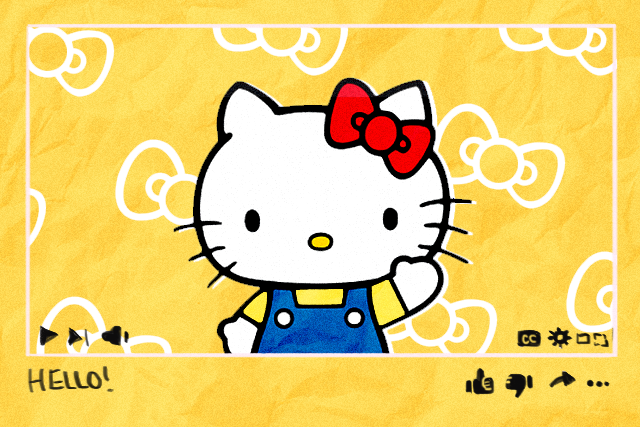 Watch Hello Kitty Make Fun Of Herself On Her Youtube Channel News