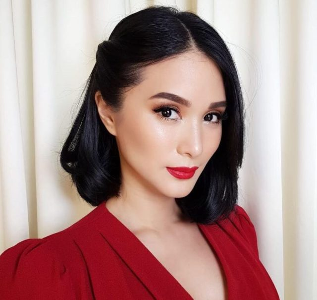 d77cdc04745 Heart Evangelista teases her own fashion creation at NYFW