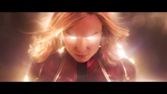 The Captain Marvel trailer pulls off something incredible