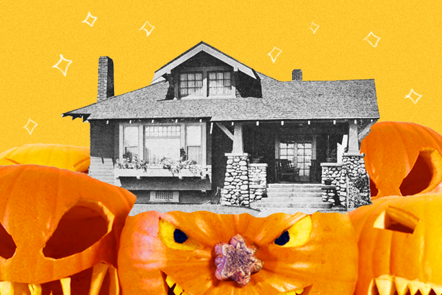 No Need To Turn Your Home Into A Haunted House To Make It Halloween