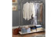 pottery barn clothing rack