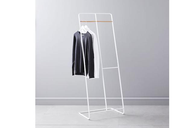west elm clothing rack