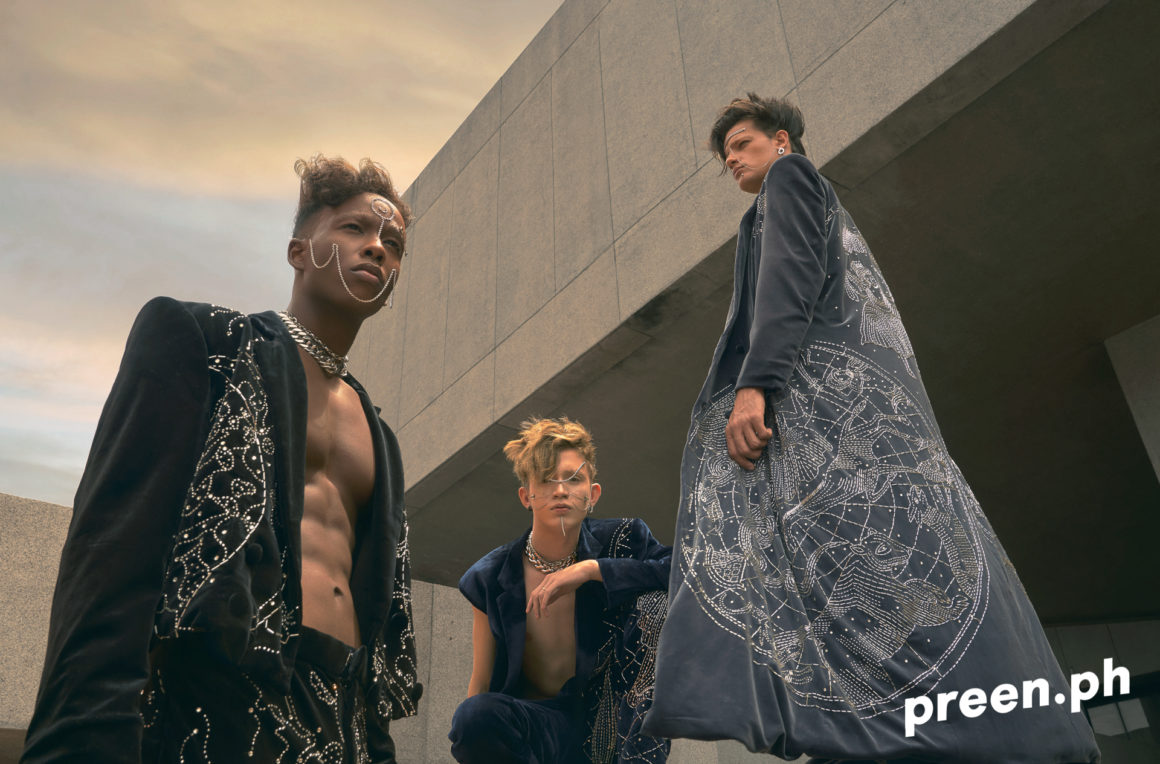 The Future Of Philippine Fashion These Young Designers Share The Stories Behind Their Sinulid Collections Preen Ph