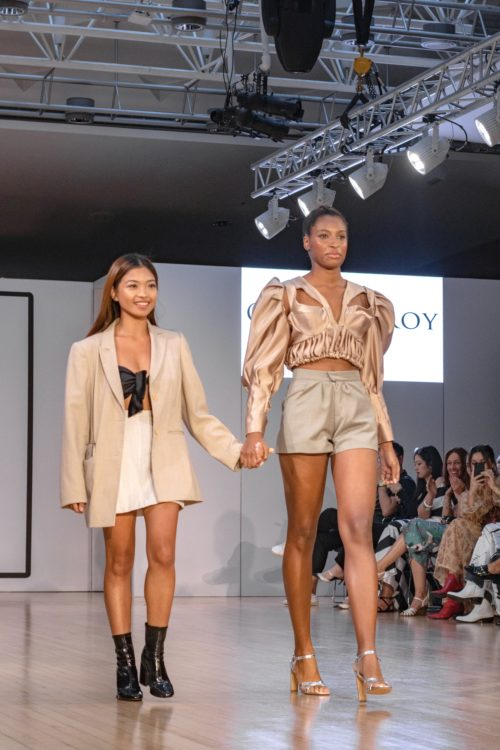 Meet The Young Designer Who Debuted A Modern Filipiniana Line At London Fashion Week