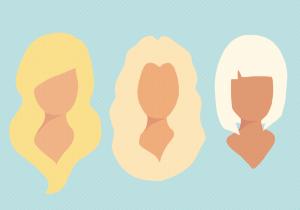Blonde Preen