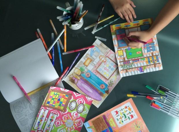 Adult Coloring Books Preen Preen.ph