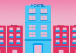 hostels preen
