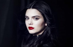 kendall jenner modern muse le rouge preen