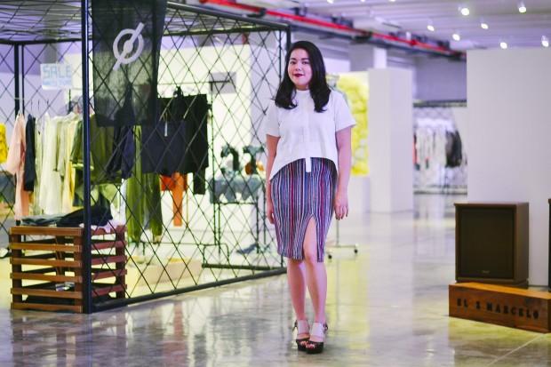 sassa jimenez fashion designer preen