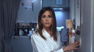 Jennifer Aniston Bashes Second-Rate Airlines in New 'Nightmare' Ad
