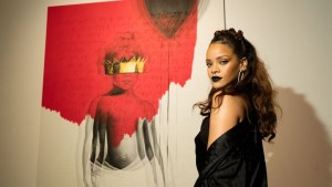 Rihanna Gets Personal With New Album and Cover Art