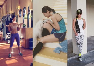 Stay Stylish Like Coleen Garcia and Isabelle Daza While Working Out