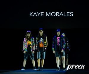 Kaye Morales Presents a 'Rebel' Streetwear Collection