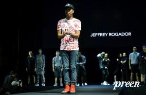 Designer Jeffrey Rogador Kicks Off PhFW with Monochromatic Streetwear