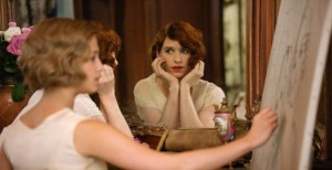 The Secret to Eddie Redmayne's Flawless Skin in 'The Danish Girl'