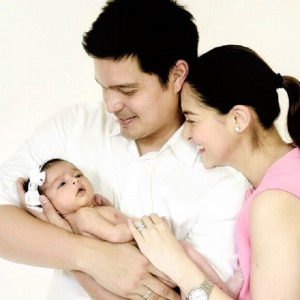 Dingdong Dantes and Marian Rivera Are More Than Excited for Baby Z's Baptism