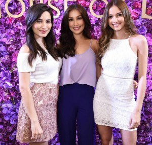 How to Impress Solenn Heussaff, Kelsey Merritt, and Nicole Andersson On a Date