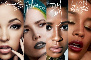 Update Your Makeup Stash with This Cosmetic Brand's New Artist Collabs