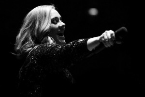 Adele Asked Her Fan to Stop Filming Her