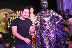 Philippine Fashion Week Holiday 2016: Cherry Samuya Veric for Casemate Apple Watch Bands