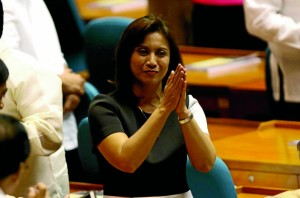 Here's Why Leni Robredo Wore Black to Her Proclamation